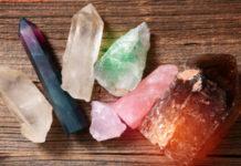 Health stones of healing stones