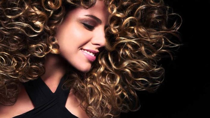 curl your long hair