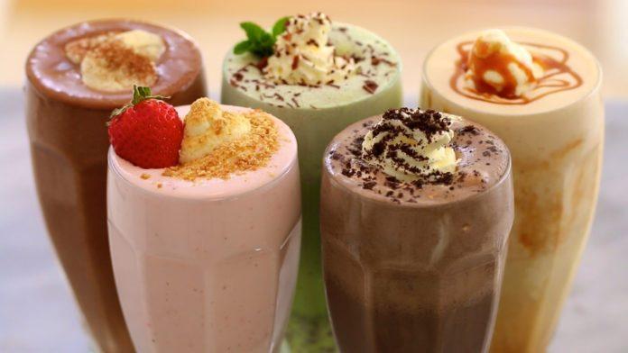 milkshake recipe