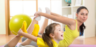 Yoga for kids easy