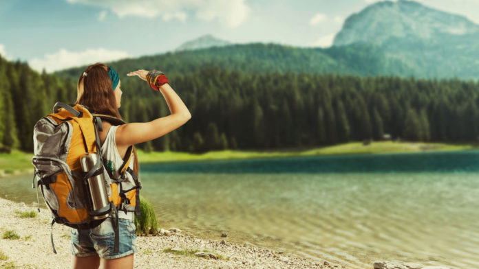 healthy tips for backpackers