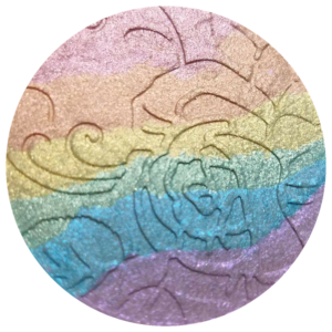 Bitter Lace Beauty Prism The Original Rainbow Highlighter