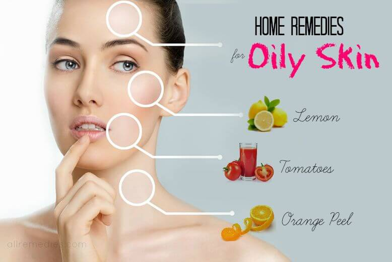 Image result for oily skin pics remedies
