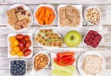 Healthy snacks for weightloss