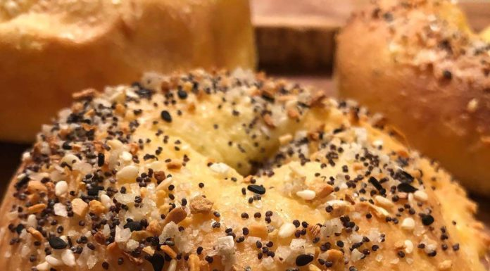 Everything Keto Bagel Recipe