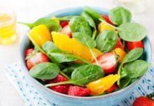 iron rich vegetarian foods list