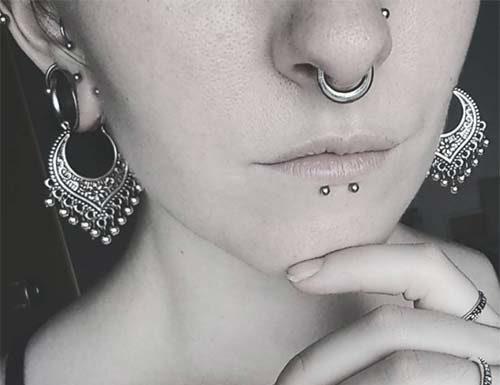 dolphin piercing