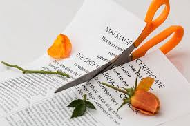 causes of divorce in USA