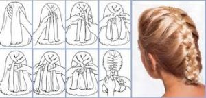 How to french braid on your own