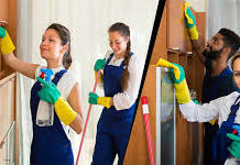 How to hire home cleaning company