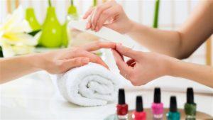 manicure and pedicure salon