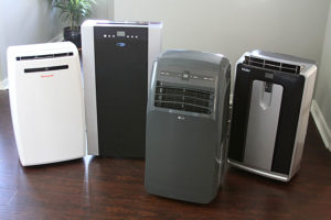 TYPE OF AIR CONDITIONERS
