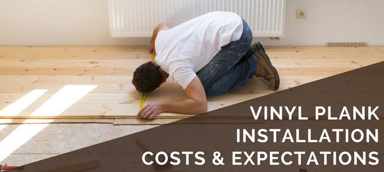How To Install Vinyl Plank Flooring At, Vinyl Laminate Flooring Cost