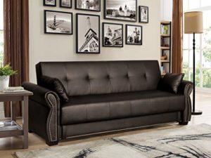 Serta SA-AVO-JB-Set Dream Convertible Sofa