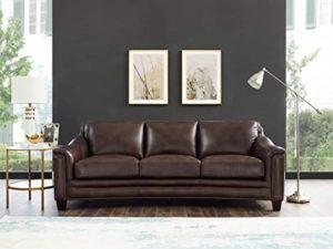 Hydeline Dillon Leather Sofa Set