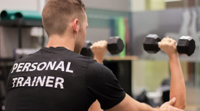 hire personal trainer