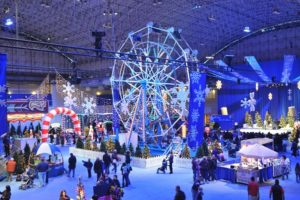 Chicago Christmas Events at Winter WonderFest