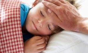 what to feed a sick child