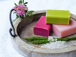 what are organic soap