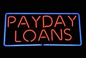 what should be payday loan qualification