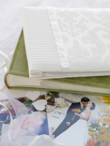 wedding photo book ideas
