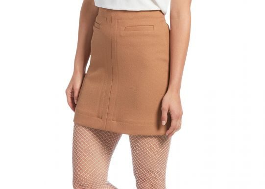 Footless Fishnet Tights with stretch band bottom
