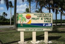 Fruit And Spice Park