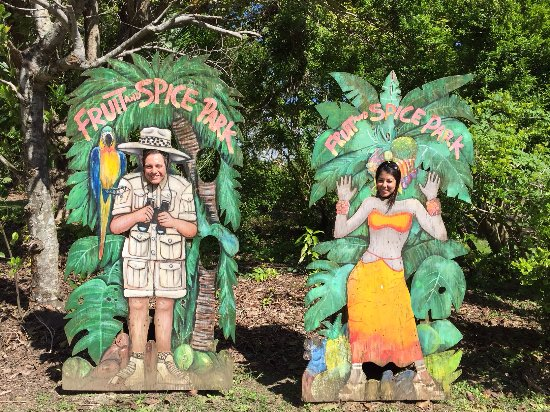 things to do in fruit & spice park