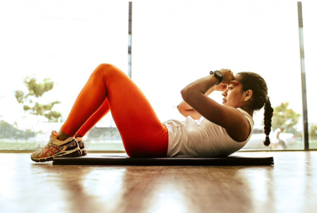 women practicing fasted cardio to reap its benefits