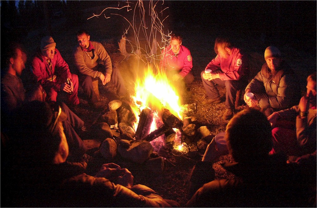 Tips For Throwing An Epic Bonfire This Fall A Best Fashion