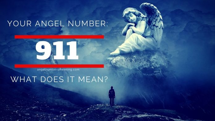 911 angel number meaning